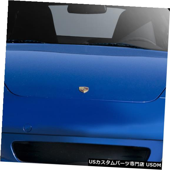 Spoiler 09-11ポルシェ997 AF-2エアロファンクション(GFK)フロントバンパーアドオンボディキット108927 09-11 Porsche 997 AF-2 Aero Function (GFK) Front Bumper Add On Body Kit 108927