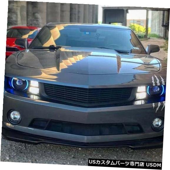 Spoiler 10-13シボレーカマロV6プレミアKBDウレタンフロントボディキットバンパー!!! 37-2240 10-13 Chevrolet Camaro V6 Premier KBD Urethane Front Body Kit Bumper!!! 37-2240