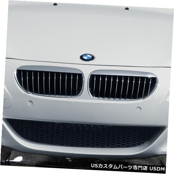 Spoiler 06-10 BMW M6 AF-1エアロファンクションCFPフロントバンパーリップボディキット!!! 113182 06-10 BMW M6 AF-1 Aero Function CFP Front Bumper Lip Body Kit!!! 113182