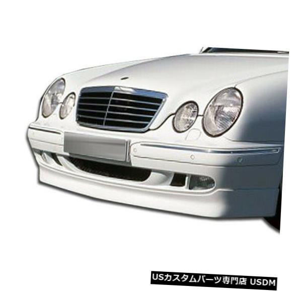 Spoiler 96-99メルセデスEクラスBR-Sデュラフレックスフロントバンパーリップボディキット!!! 102317 96-99 Mercedes E Class BR-S Duraflex Front Bumper Lip Body Kit!!! 102317