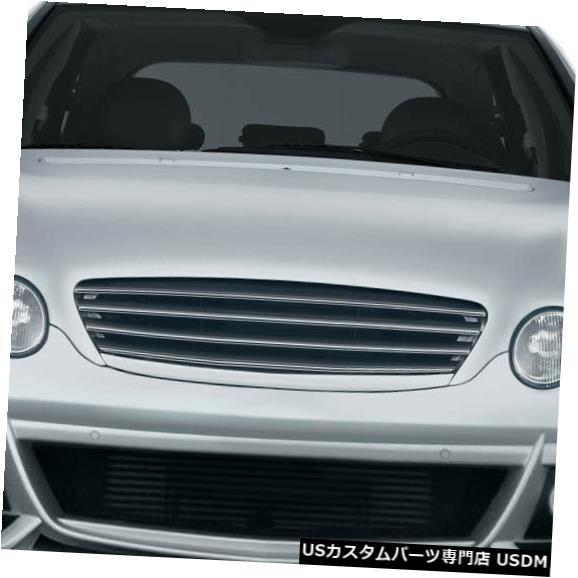 Spoiler 01-07メルセデスCクラスW-1 Duraflexフロントボディキットバンパー!!! 107134 01-07 Mercedes C Class W-1 Duraflex Front Body Kit Bumper!!! 107134