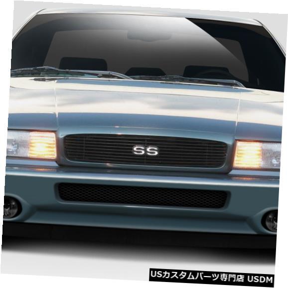 Spoiler 91-96シボレーインパラBT-1デュラフレックスフロントボディキットバンパー!!! 112224 91-96 Chevrolet Impala BT-1 Duraflex Front Body Kit Bumper!!! 112224