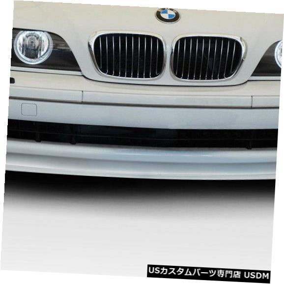Spoiler 97-00 BMW 5シリーズE39 Alpine Duraflexフロントバンパーリップボディキット!!! 114197 97-00 BMW 5 Series E39 Alpine Duraflex Front Bumper Lip Body Kit!!! 114197