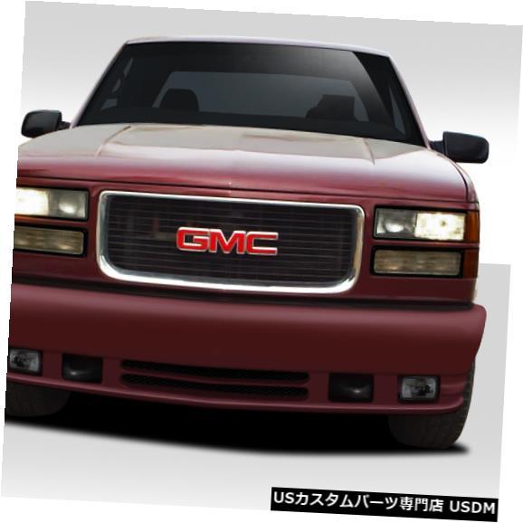 Spoiler 88-99シボレーC / KシリーズピックアップBT-1デュラフレックスフロントボディキットバンパー!!! 112124 88-99 Chevrolet C/K Series Pickup BT-1 Duraflex Front Body Kit Bumper!!! 112124