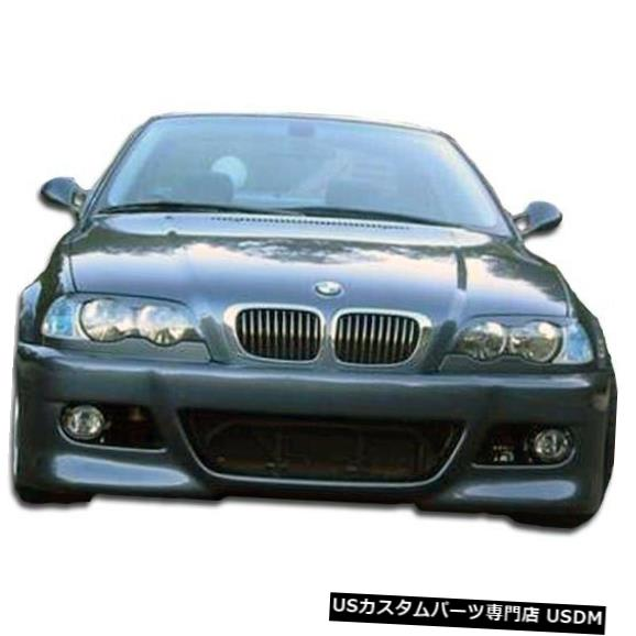 Spoiler 99-05 BMW 3シリーズ4DR M3ルックDuraflexフロントボディキットバンパー!!! 102057 99-05 BMW 3 Series 4DR M3 Look Duraflex Front Body Kit Bumper!!! 102057