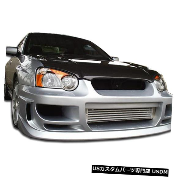 Spoiler 04-05スバルインプレッサC-Speed 2 Duraflexフロントボディキットバンパー!!! 105430 04-05 Subaru Impreza C-Speed 2 Duraflex Front Body Kit Bumper!!! 105430
