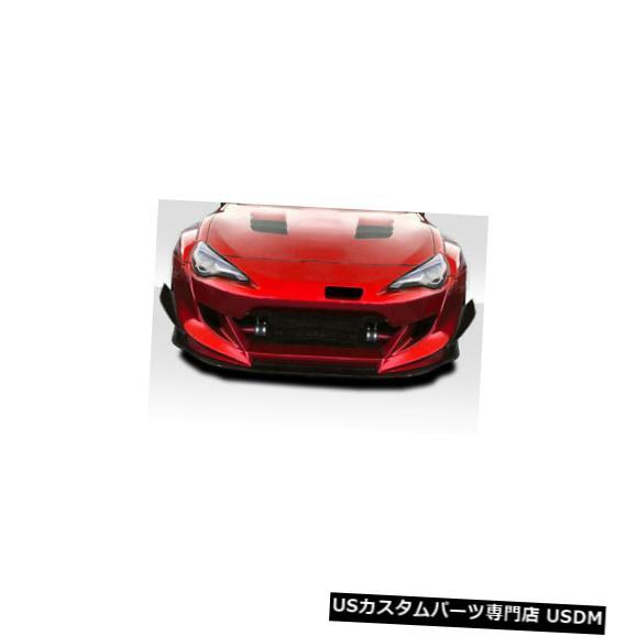 Spoiler 13-19 Scion FRS GT500 V3 Duraflexフロントバンパーリップボディキット!!! 114984 13-19 Scion FRS GT500 V3 Duraflex Front Bumper Lip Body Kit!!! 114984