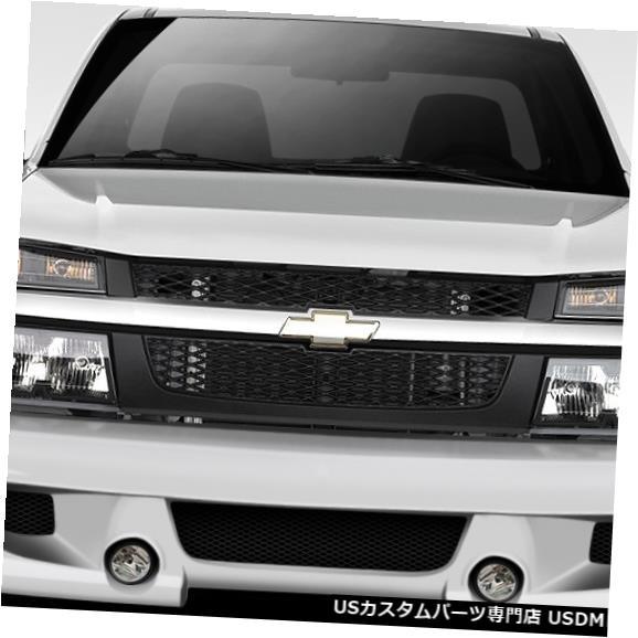 Spoiler 04-12シボレーコロラドBT-1デュラフレックスフロントボディキットバンパー!!! 112005 04-12 Chevrolet Colorado BT-1 Duraflex Front Body Kit Bumper!!! 112005