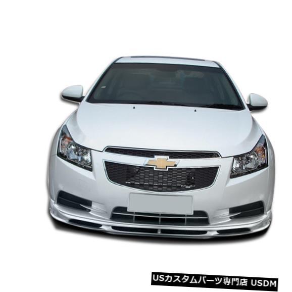 Spoiler 11-14シボレークルーズRSルッククチュールフロントバンパーリップボディキット!!! 106922 11-14 Chevrolet Cruze RS Look Couture Front Bumper Lip Body Kit!!! 106922