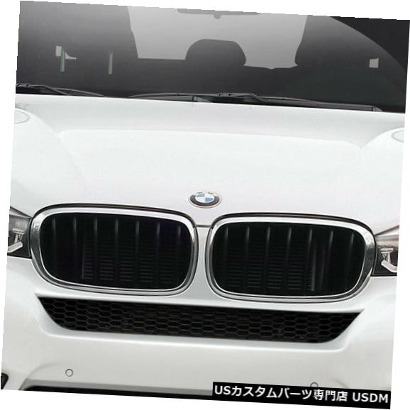Spoiler 14-18 BMW X5 AF-1エアロ機能フロントバンパーリップボディキット!!! 112664 14-18 BMW X5 AF-1 Aero Function Front Bumper Lip Body Kit!!! 112664