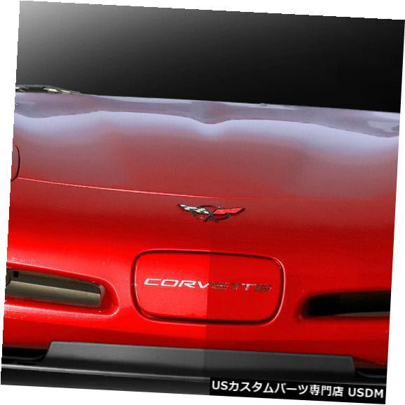 Spoiler 97-04シボレーコルベットZR1デュラフレックスフロントバンパーリップボディキット!!! 112351 97-04 Chevrolet Corvette ZR1 Duraflex Front Bumper Lip Body Kit!!! 112351