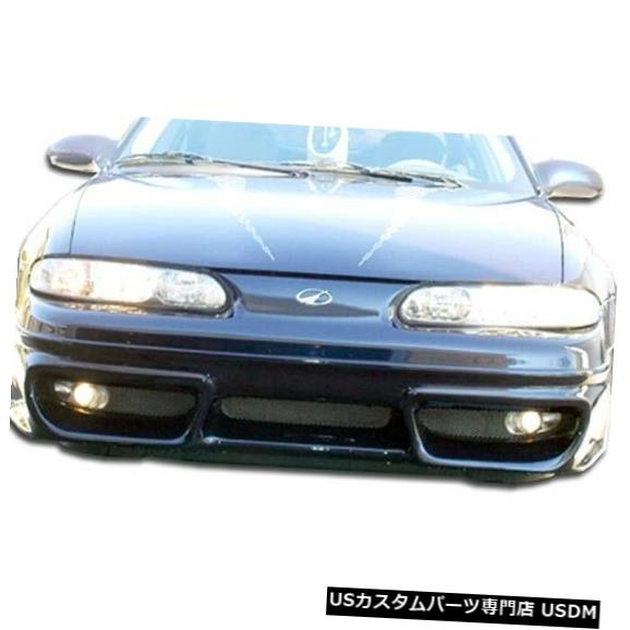 Spoiler 99-04オールズモビルアレロレーサーオーバーストックフロントバンパーリップボディキット!!! 103277 99-04 Oldsmobile Alero Racer Overstock Front Bumper Lip Body Kit!!! 103277