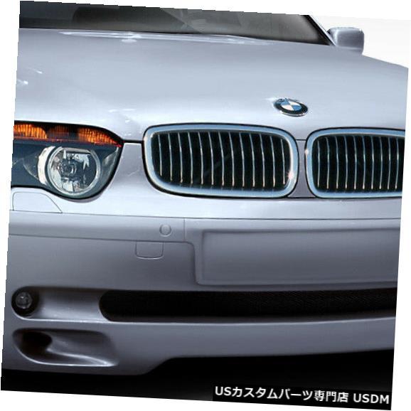 Spoiler 02-05 BMW 7シリーズエロスバージョン3デュラフレックスフロントボディキットバンパー!!! 112848 02-05 BMW 7 Series Eros Version 3 Duraflex Front Body Kit Bumper!!! 112848