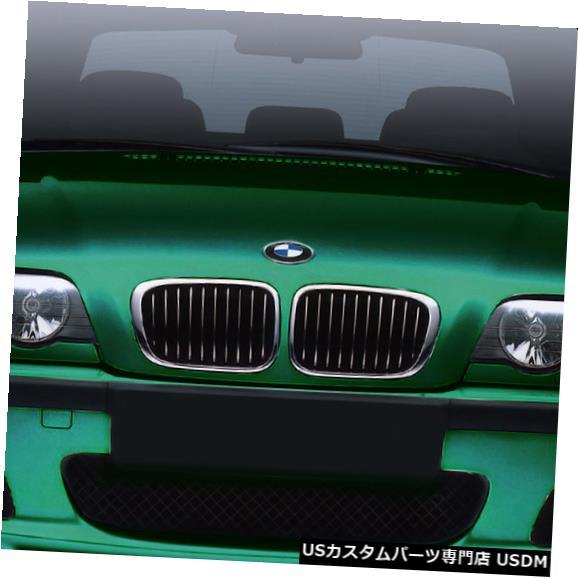 Spoiler 99-06 BMW 3シリーズHM-S Duraflexフロントバンパーリップボディキット!!! 114198 99-06 BMW 3 Series HM-S Duraflex Front Bumper Lip Body Kit!!! 114198