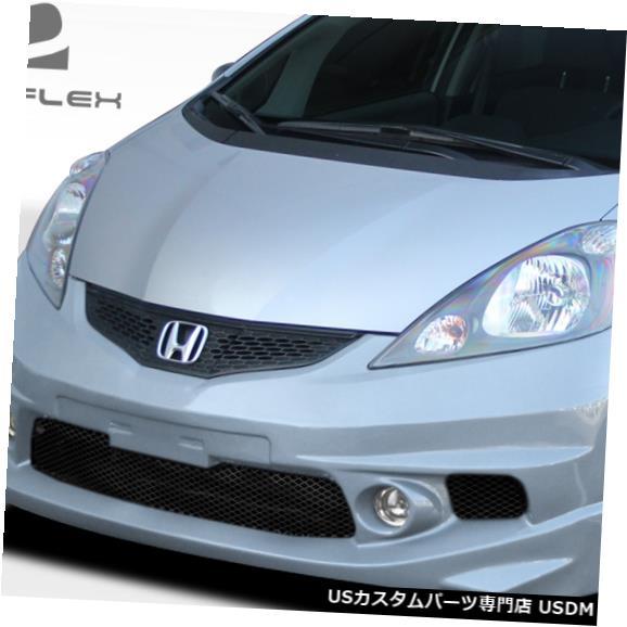 Spoiler 09-13ホンダフィットタイプMデュラフレックスフロントボディキットバンパー!!! 106929 09-13 Honda Fit Type M Duraflex Front Body Kit Bumper!!! 106929