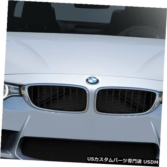 Spoiler 14-18 BMW 4シリーズ1MルックDuraflexフロントボディキットバンパー!!! 109461 14-18 BMW 4 Series 1M Look Duraflex Front Body Kit Bumper!!! 109461
