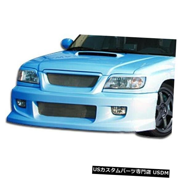 Spoiler 98-02スバルフォレスターLスポーツデュラフレックスフロントボディキットバンパー!!! 104602 98-02 Subaru Forester L-Sport Duraflex Front Body Kit Bumper!!! 104602