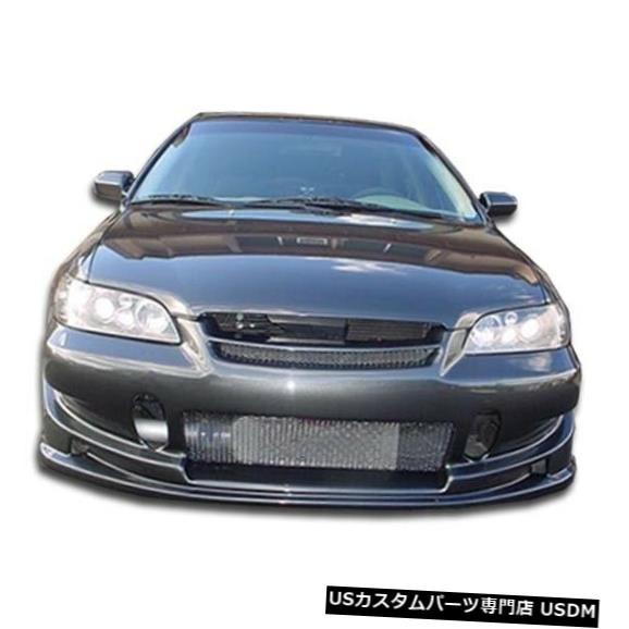 Spoiler 98-02ホンダアコード4DRバディデュラフレックスフロントボディキットバンパー!!! 101980 98-02 Honda Accord 4DR Buddy Duraflex Front Body Kit Bumper!!! 101980