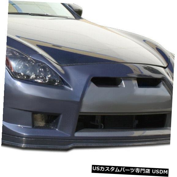 2020年新作入荷 Spoiler 08-15 Infiniti G Coupe 2DR GT-R Duraflexフロントボディキットバンパーに適合!!! 107042 08-15 Fits Infiniti G Coupe 2DR GT-R Duraflex Front Body Kit Bumper!!! 107042, リカーズベスト 83e63c2c