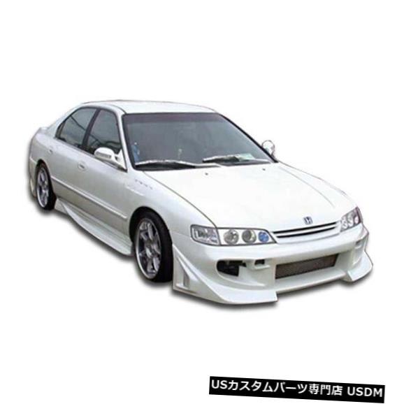 Spoiler 94-97ホンダアコードブリッツDuraflexフロントボディキットバンパー!!! 101459 94-97 Honda Accord Blits Duraflex Front Body Kit Bumper!!! 101459