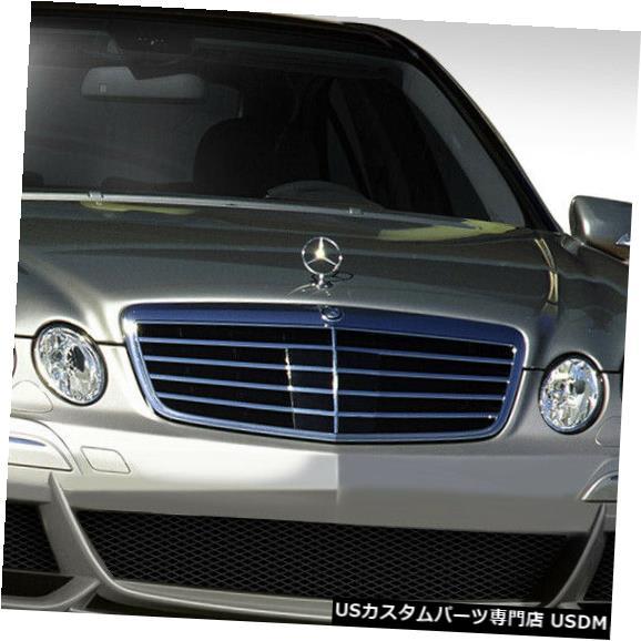 Spoiler 07-09メルセデスEクラスW-1 Duraflexフロントボディキットバンパー!!! 108816 07-09 Mercedes E Class W-1 Duraflex Front Body Kit Bumper!!! 108816
