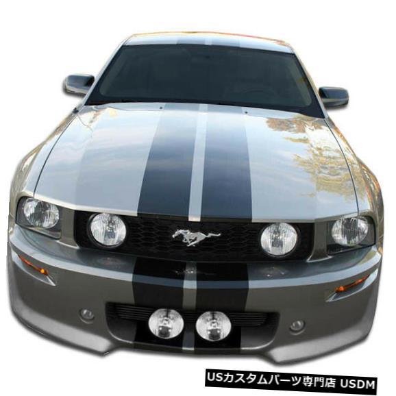 Spoiler 05-09フォードマスタングエレノアデュラフレックスフロントボディキットバンパー!!! 104767 05-09 Ford Mustang Eleanor Duraflex Front Body Kit Bumper!!! 104767