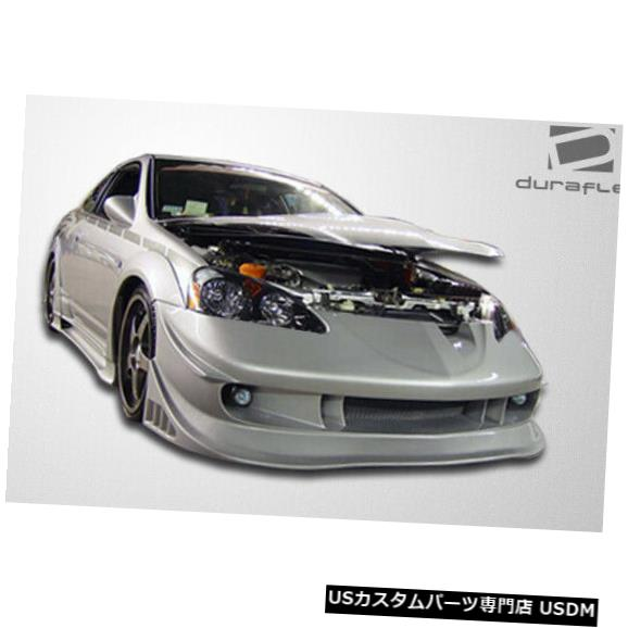 Spoiler 02-04アキュラRSXベイダーデュラフレックスフロントボディキットバンパー!!! 100321 02-04 Acura RSX Vader Duraflex Front Body Kit Bumper!!! 100321