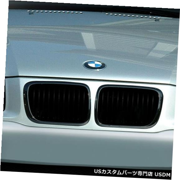 Spoiler 92-98 BMW 3シリーズ1MルックDuraflexフロントボディキットバンパー!!! 109311 92-98 BMW 3 Series 1M Look Duraflex Front Body Kit Bumper!!! 109311