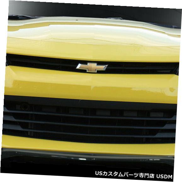 Spoiler 16-18シボレーカマロアーセナルカーボンファイバーフロントバンパーリップボディキット!!! 113396 16-18 Chevrolet Camaro Arsenal Carbon Fiber Front Bumper Lip Body Kit!!! 113396