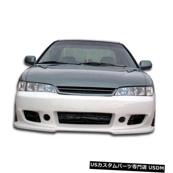 Spoiler 94-97ホンダアコードB-2デュラフレックスフロントボディキットバンパー!!! 101456 94-97 Honda Accord B-2 Duraflex Front Body Kit Bumper!!! 101456