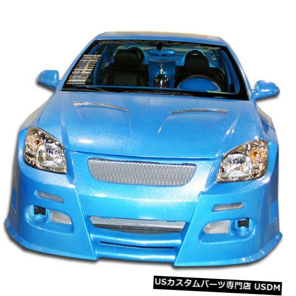 Spoiler 07-09ポンティアックG5 2DR SGオーバーストックフロントワイドボディキットバンパー!!! 103694 07-09 Pontiac G5 2DR SG Overstock Front Wide Body Kit Bumper!!! 103694