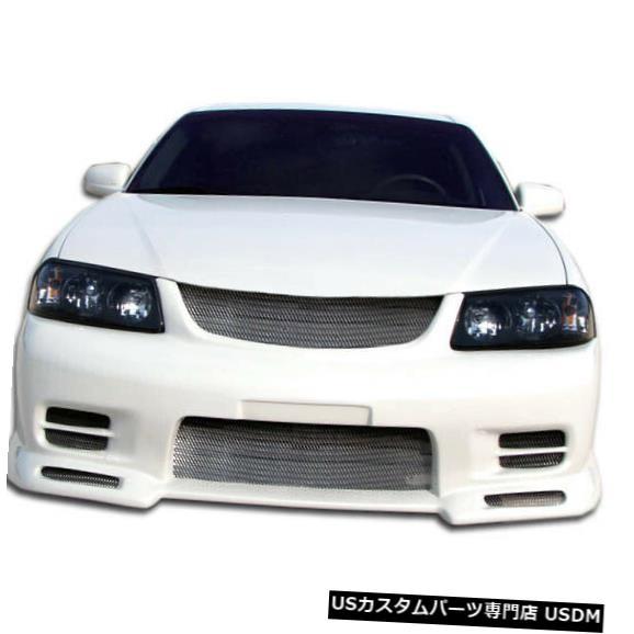Spoiler 00-05シボレーインパラスカイラインデュラフレックスフロントボディキットバンパー!!! 100007 00-05 Chevrolet Impala Skyline Duraflex Front Body Kit Bumper!!! 100007