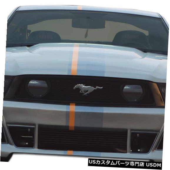 Spoiler 10-12 Ford Mustang Tjin Duraflexフロントボディキットバンパー!!! 106480 10-12 Ford Mustang Tjin Duraflex Front Body Kit Bumper!!! 106480