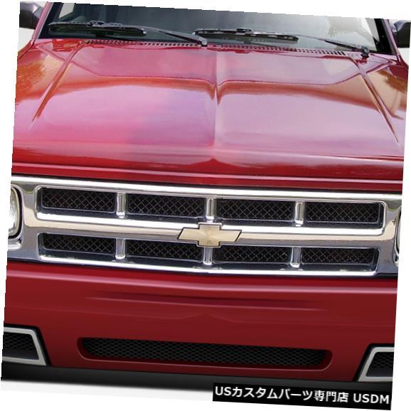 Spoiler 82-93シボレーS-10 SSルックDuraflexフロントボディキットバンパー!!! 109520 82-93 Chevrolet S-10 SS Look Duraflex Front Body Kit Bumper!!! 109520