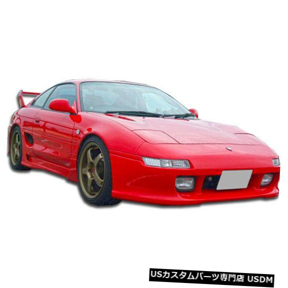 Spoiler 91-95トヨタMR2 Type T Duraflexフロントボディキットバンパー!!! 101044 91-95 Toyota MR2 Type T Duraflex Front Body Kit Bumper!!! 101044
