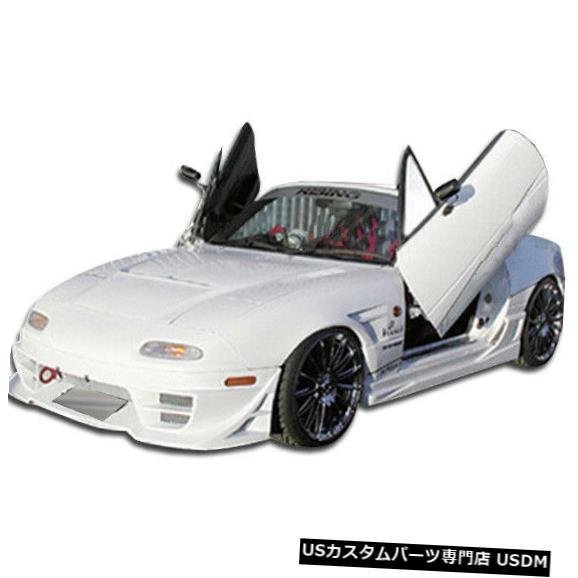 Spoiler 90-97マツダミアタVXデュラフレックスフロントボディキットバンパー!!! 104492 90-97 Mazda Miata VX Duraflex Front Body Kit Bumper!!! 104492