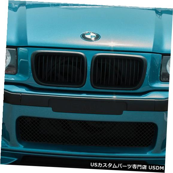 Spoiler 92-98 BMW 3シリーズサーキットDuraflexフロントバンパーリップボディキット!!! 113440 92-98 BMW 3 Series Circuit Duraflex Front Bumper Lip Body Kit!!! 113440