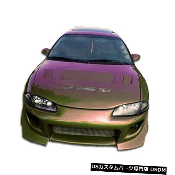 Spoiler 95-96三菱エクリプスブリッツデュラフレックスフロントボディキットバンパー!!! 101598 95-96 Mitsubishi Eclipse Blits Duraflex Front Body Kit Bumper!!! 101598