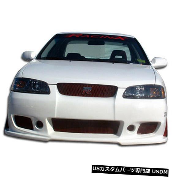 Spoiler 00-03日産セントラB-2デュラフレックスフロントボディキットバンパーに適合!!! 100145 00-03 Fits Nissan Sentra B-2 Duraflex Front Body Kit Bumper!!! 100145