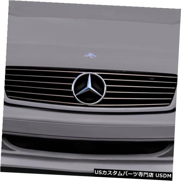 Spoiler 90-02メルセデスSLバイパールックDuraflexフロントボディキットバンパー!!! 113774 90-02 Mercedes SL Viper Look Duraflex Front Body Kit Bumper!!! 113774