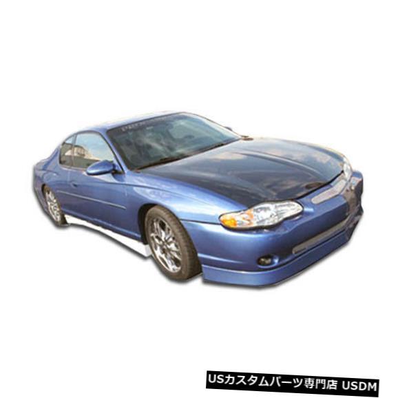 Spoiler 00-05シボレーモンテカルロF-1デュラフレックスフロントボディキットバンパー!!! 100011 00-05 Chevrolet Monte Carlo F-1 Duraflex Front Body Kit Bumper!!! 100011