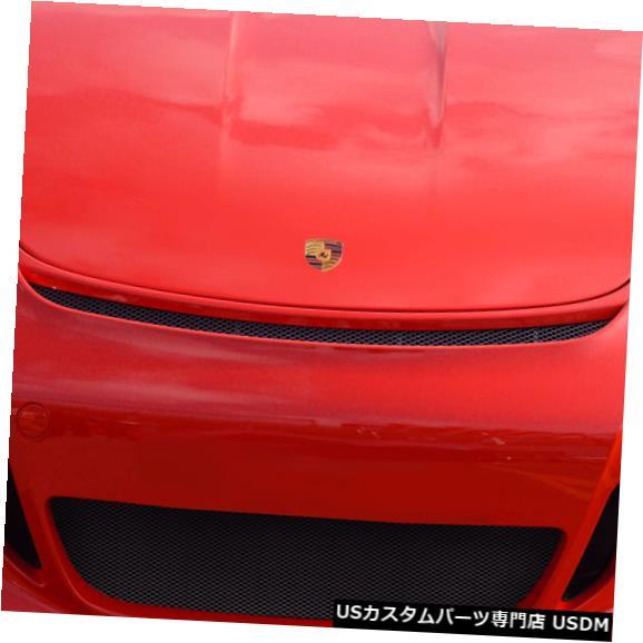 Spoiler 12-15ポルシェ991 GT3 Duraflexフロントボディキットバンパー!!! 113576 12-15 Porsche 991 GT3 Duraflex Front Body Kit Bumper!!! 113576