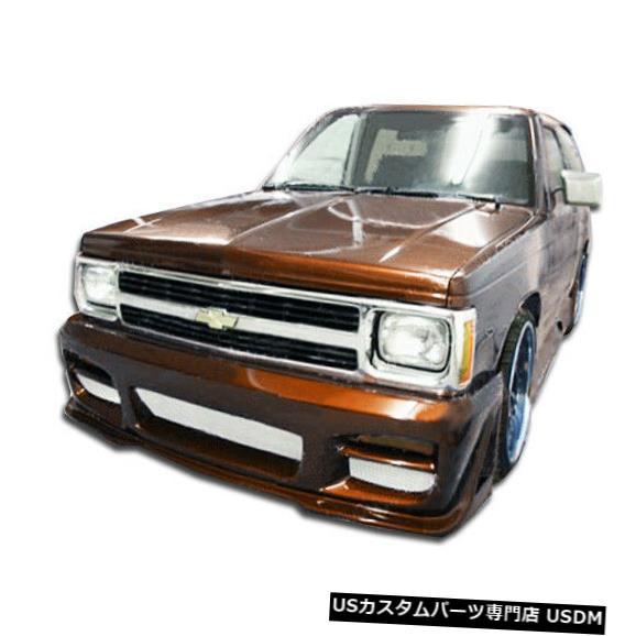 Spoiler 82-93シボレーS-10 R34デュラフレックスフロントボディキットバンパー!!! 103708 82-93 Chevrolet S-10 R34 Duraflex Front Body Kit Bumper!!! 103708