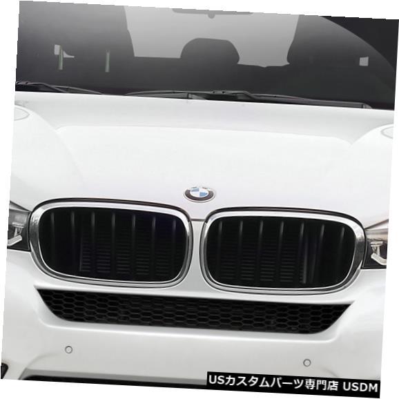 Spoiler 14-18 BMW X5 AF-1エアロ機能フロントボディキットバンパー!!! 112657 14-18 BMW X5 AF-1 Aero Function Front Body Kit Bumper!!! 112657