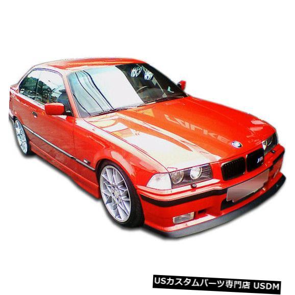Spoiler 92-98 BMW M3 AC-S Duraflexフロントバンパーリップボディキット!!! 106081 92-98 BMW M3 AC-S Duraflex Front Bumper Lip Body Kit!!! 106081