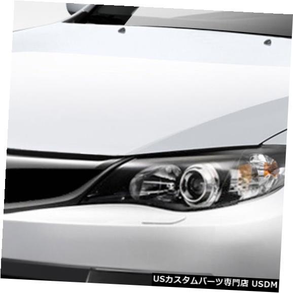 Spoiler 08-11スバルインプレッサSTIルックデュラフレックスフロントボディキットバンパー!!! 108757 08-11 Subaru Impreza STI Look Duraflex Front Body Kit Bumper!!! 108757