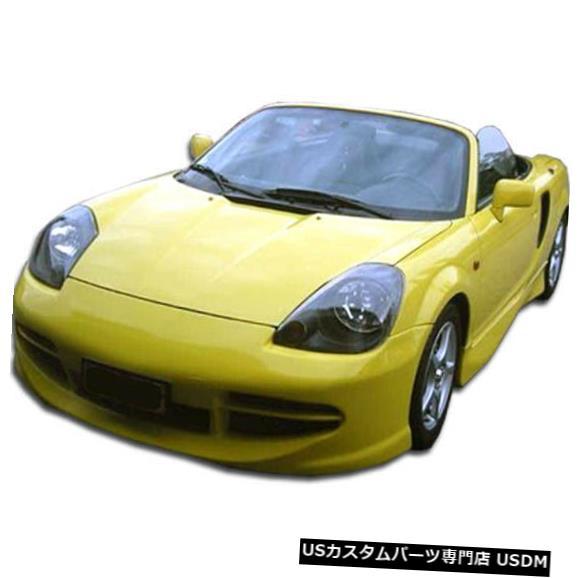 Spoiler 00-05トヨタMRS TS-1デュラフレックスフロントボディキットバンパー!!! 100209 00-05 Toyota MRS TS-1 Duraflex Front Body Kit Bumper!!! 100209