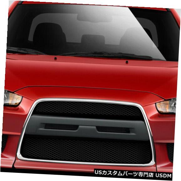 Spoiler 08-17三菱ランサーEVO X V2デュラフレックスフロントボディキットバンパー!!! 109320 08-17 Mitsubishi Lancer EVO X V2 Duraflex Front Body Kit Bumper!!! 109320