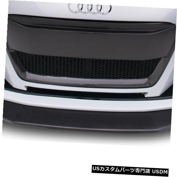 Spoiler 08-15アウディR8 AFシグネチャーシリーズエアロファンクションフロントバンパーリップボディキット113094 08-15 Audi R8 AF Signature Series Aero Function Front Bumper Lip Body Kit 113094
