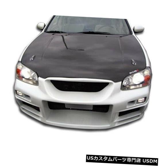 Spoiler 00-03日産マキシマEVO Duraflexフロントボディキットバンパーに適合!!! 103278 00-03 Fits Nissan Maxima EVO Duraflex Front Body Kit Bumper!!! 103278
